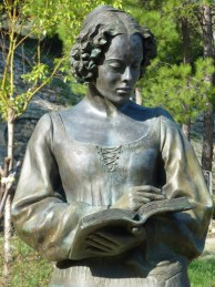 Concorso Isabella Morra - Il mio mal superbo - Statua a Valsinni
