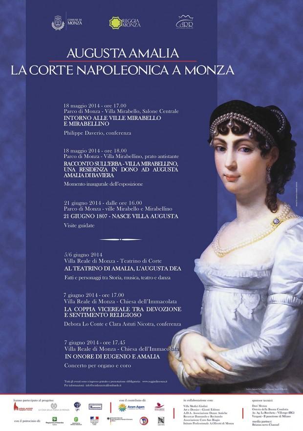 Augusta Amalia. La corte napoleonica a Monza