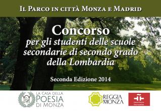 Concorso il Parco in Città 2014 - Monza e Madrid