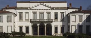 La sede incontri di La Casa della Poesia di Monza: villa Mirabello