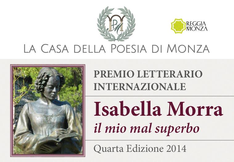 Isabella Morra Concorso Poesia IV edizione - 2014