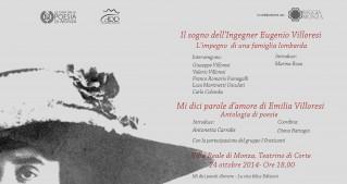 Il sogno dell'ingegnere Eugenio Villoresi-Villoresi