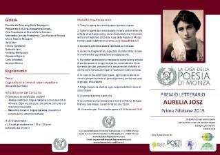 Aurelia Josz Premio Letterario Prima Ediz. 2015 (link PDF)