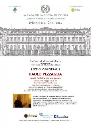 Mirabello Cultura Lectio Magistralis Paolo Pezzaglia