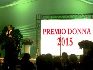 Premio Donna 2015 - Antonetta Carrabs