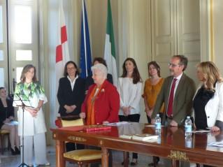 Premio Aurelia Josz 2015 | Cerimonia e premiati
