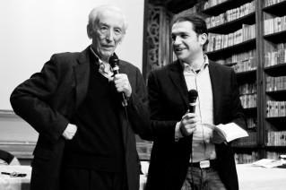 Mirabello Cultura 2016: Franco Loi e Davide Ferrari - Pavia Salone Teresiano