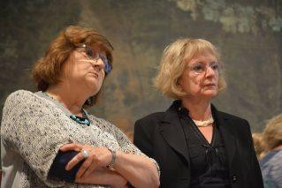 Claudia Cangemi e Isabella Scotti - finaliste Premio Morra 16