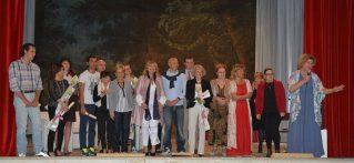 Premio Morra 2016 - Gruppo premiazione