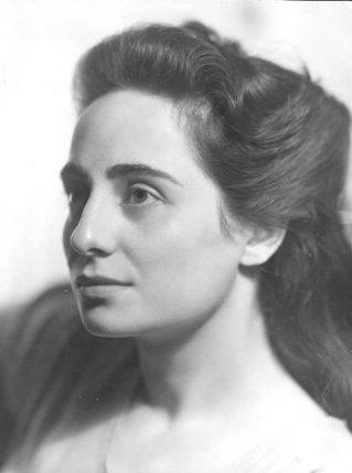 Gogliarda Sapienza - ritratto