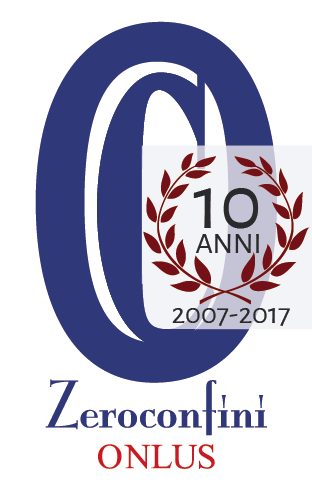 Zeroconfini Onlus 2007-2017 10 anni