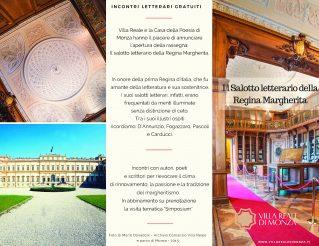 Calendario 2016-2017 - Il Salotto Letterario della Regina Margherita - pagina 1
