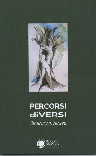 La Casa della Poesia di Monza: Percorsi DiVersi, copertina. Ordinalo tramite mail: casadellapoesiamonza@gmail.com