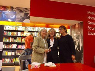 Vivian Lamarque - Libreria Feltrinelli - nov 2016