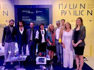 Il futuro in una poesia presentato il 3 settembre nel corso della 74esima Mostra Internazionale d'Arte Cinematografica di Venezia.