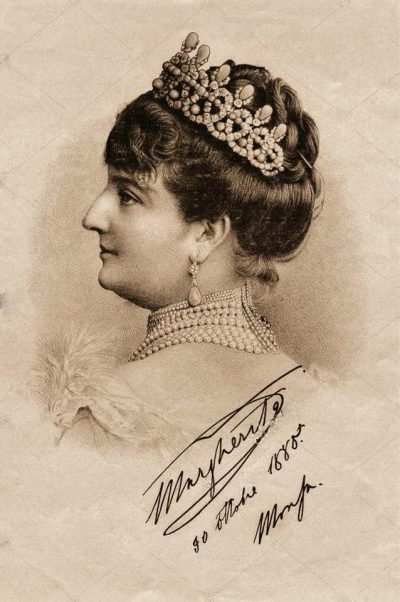 La Regina Margherita, 1888