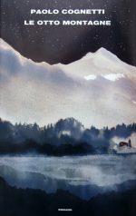 Paolo Cognetti - Le otto montagne - copertina - Clicca per la pagina di acquisto
