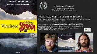 Paolo Cognetti e le otto montagne - 18 gennaio 2018 (clicca per PDF)