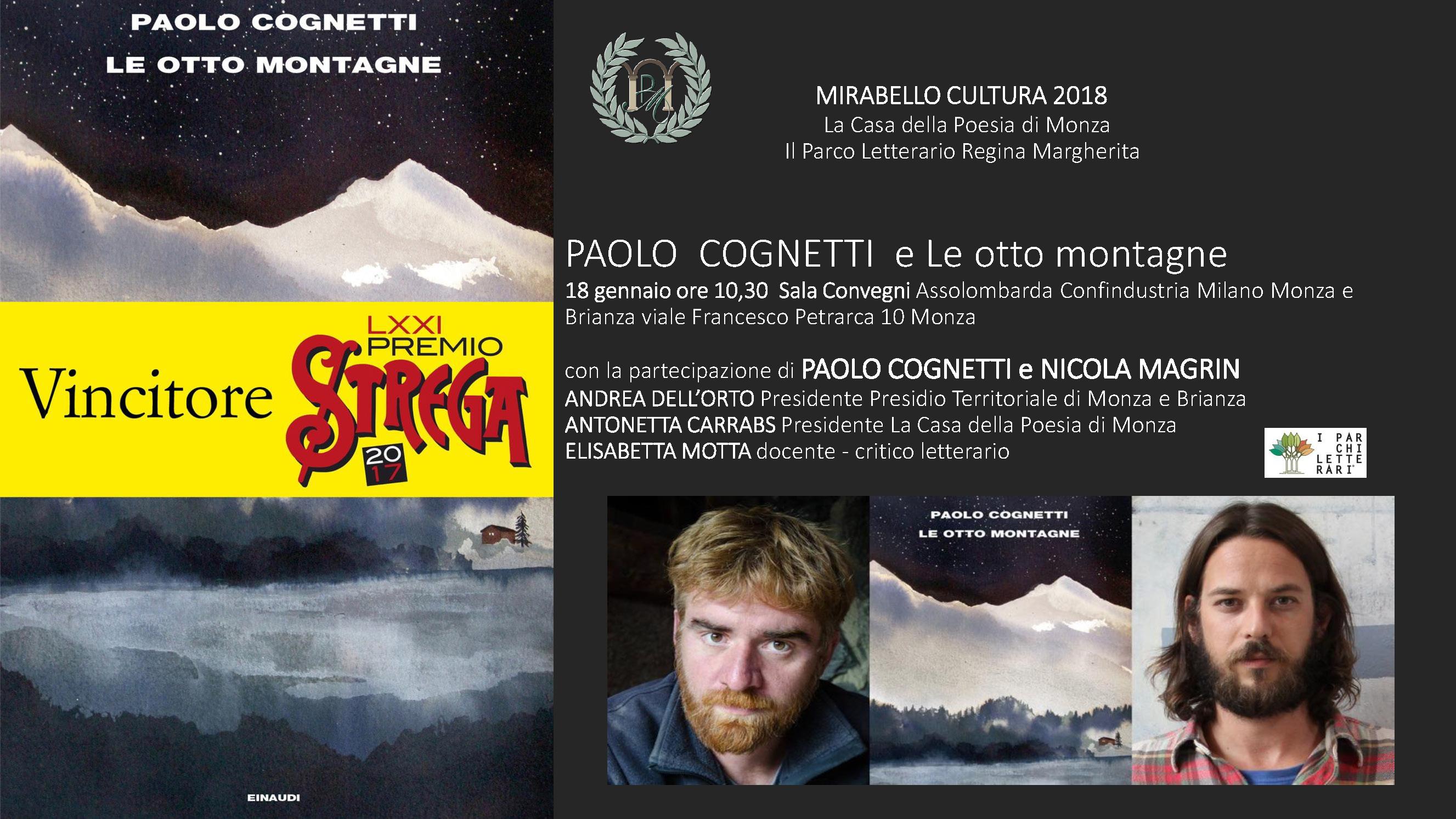 Le otto montagne di paolo cognetti premio strega 2017 for Campionare le planimetrie della casa
