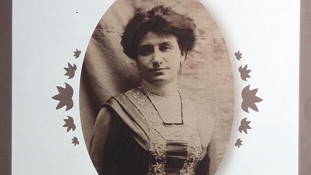 Aurelia Josz - locandina