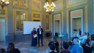 Cerimonia di Premiazione Premio di Poesia Isabella Morra IX edizione de La Casa della Poesia di Monza