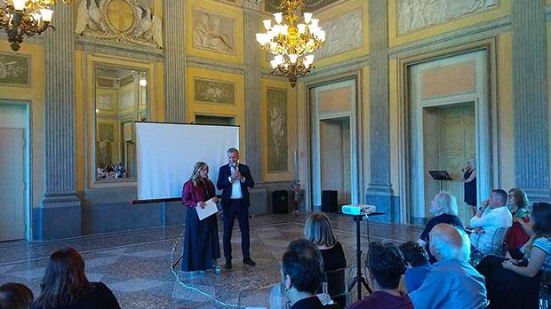 Cerimonia di Premiazione Premio di Poesia Isabella Morra IX edizione de La Casa della Poesia di Monza - locandina