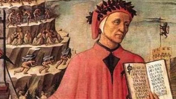 Dantedi - Giornata Nazionale dedicata a DANTE - locandina