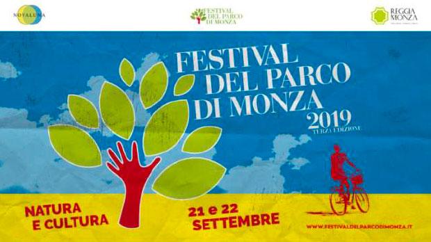 Festival del parco di Monza - locandina