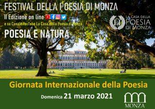 Festival della Poesia di Monza II edizione