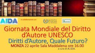 Giornata Mondiale del Diritto d'Autore