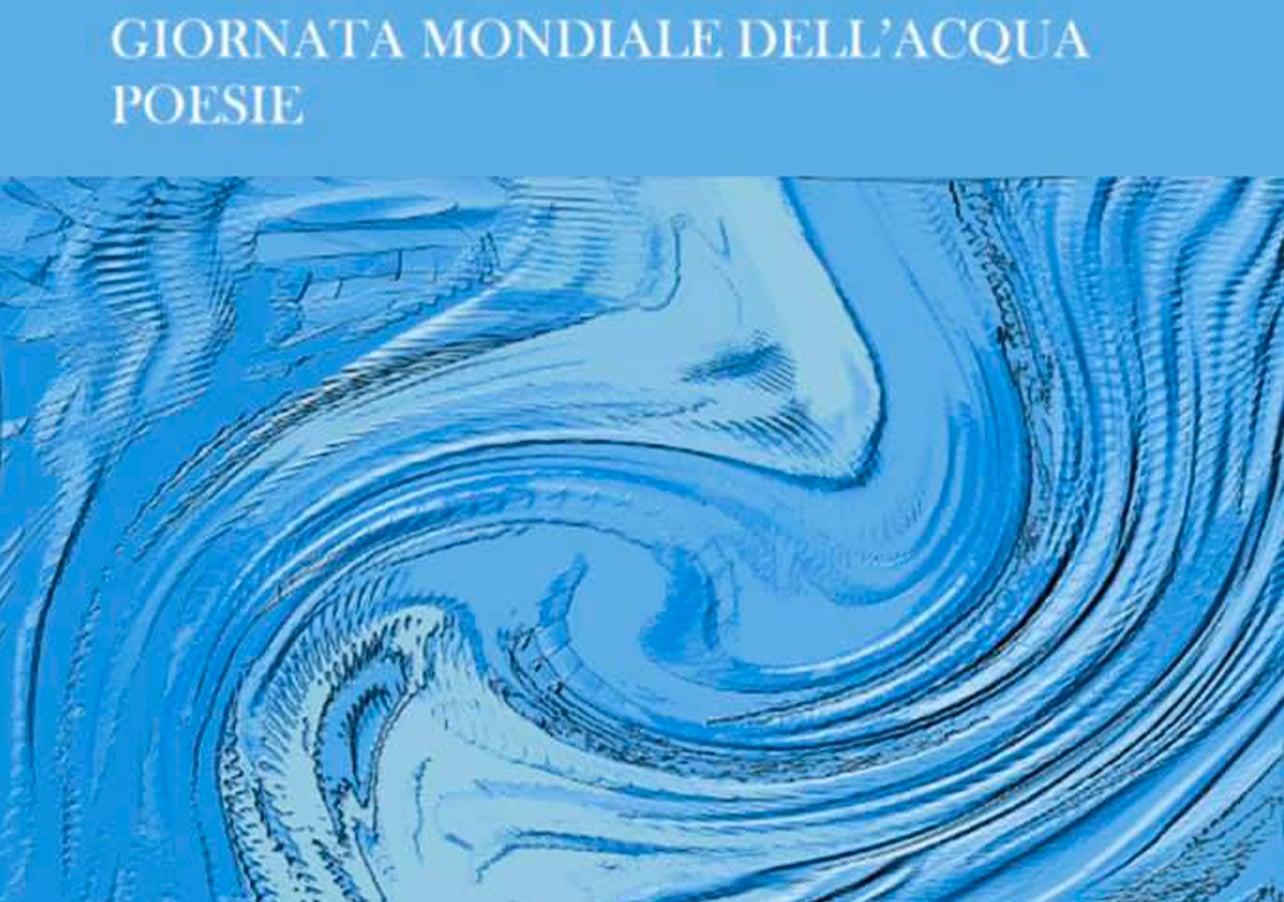 Giornata Mondiale dell'acqua - locandina
