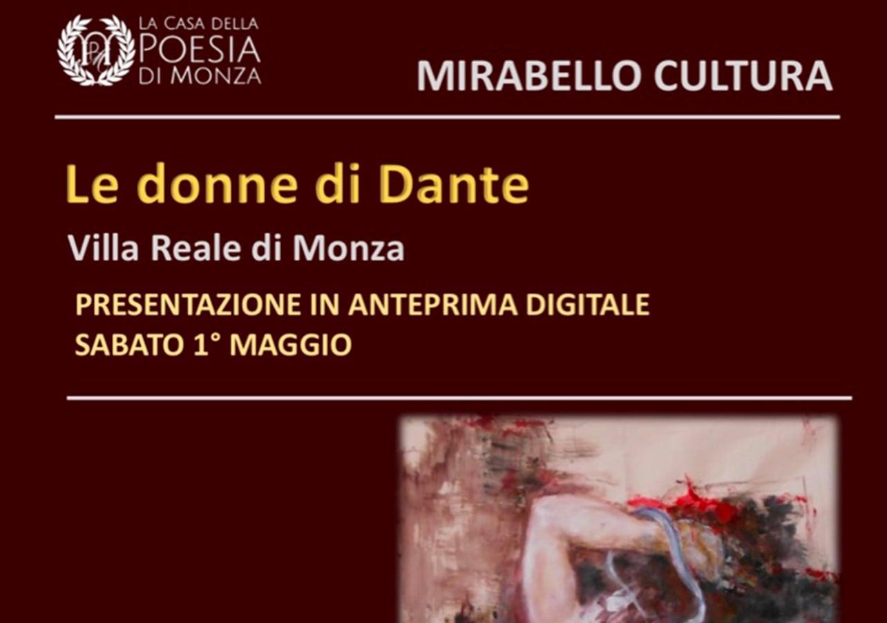 Mirabello Cultura 2021 - Le Donne di Dante - locandina