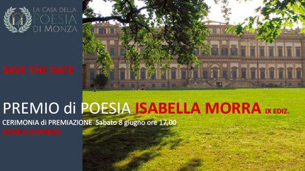 Premio di Poesia Isabella Morra, il mio mal superbo, IX edizione - 2019 - locandina