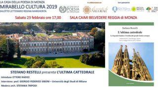 Rassegna Mirabello Cultura 2019 - Salotto Letterario Regina Margherita