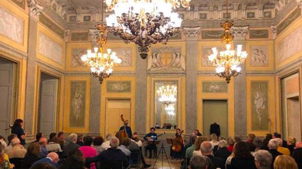 Una serata a Buenos Aires - Piazzolla Nascosto - locandina